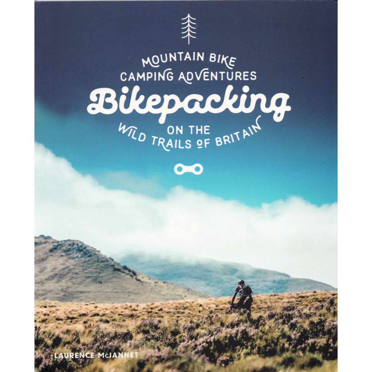 "Libro Cordee ""Bikepacking: Mountain Bike Camping Adventures"" (inglés) - Libros y mapas"