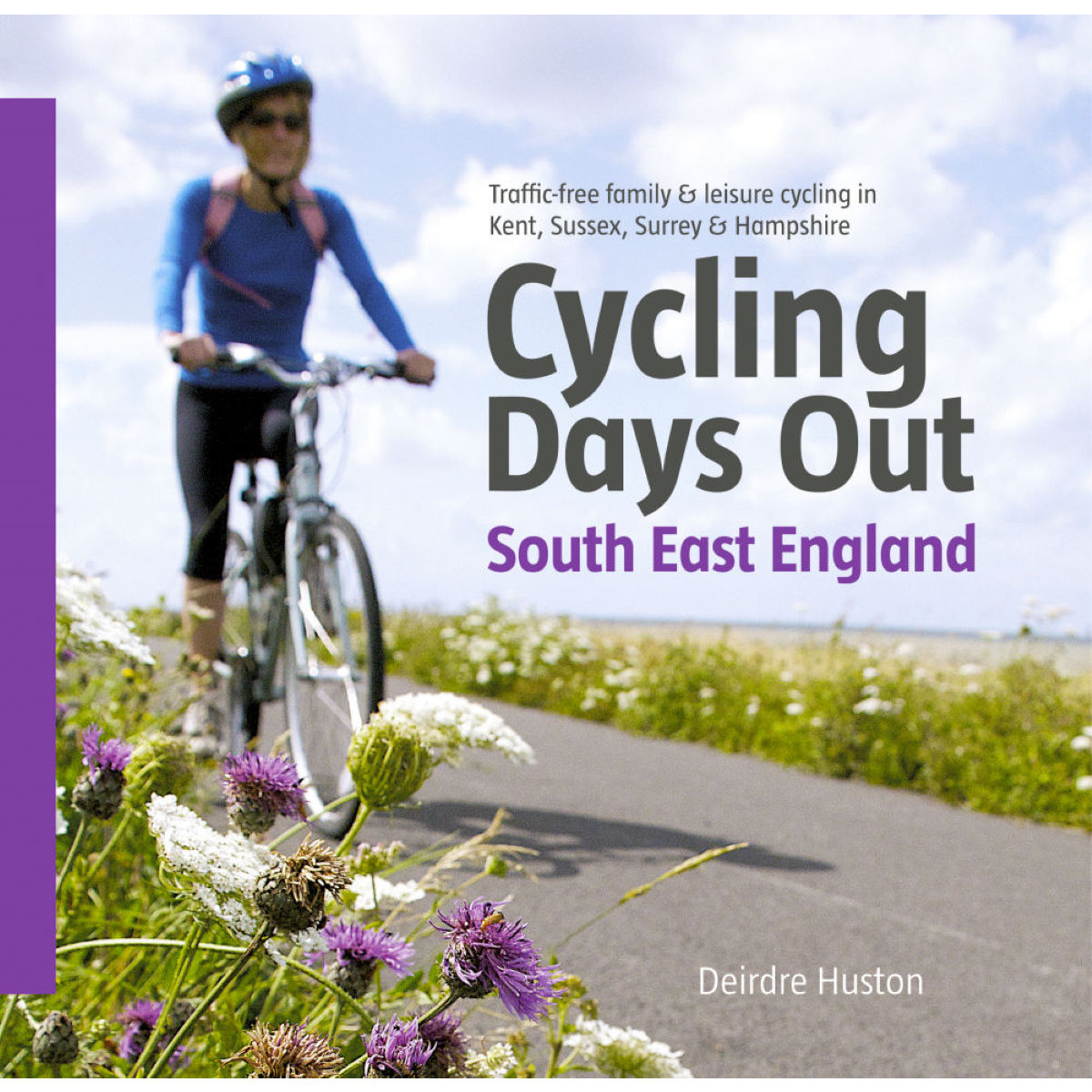 "Libro Cordee ""Cycling Days Out South East England"" (inglés) - Libros y mapas"