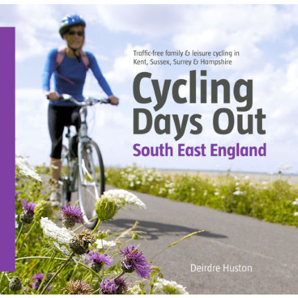 "Libro Cordee ""Cycling Days Out South East England"" (inglese)"