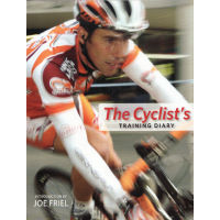 "Libro Cordee ""Cyclists Training Diary"" (in inglese)"
