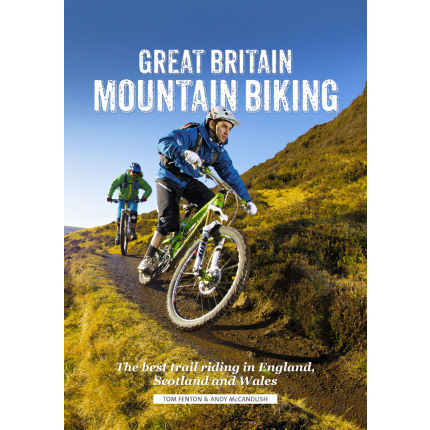 Cordee Great Britain Mountain Biking Bok (engelsk)