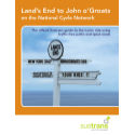 "Libro Cordee ""Lands End to John oGroats on the National Cycle"" (inglés)"