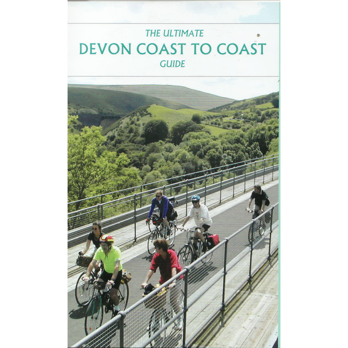 "Libro Cordee ""Ultimate Devon Coast to Coast Guide"" (inglés) - Libros"