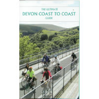 "Libro Cordee ""Ultimate Devon Coast to Coast Guide"" (inglés)"