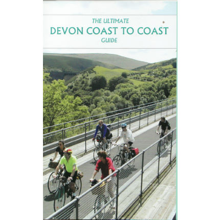 Cordee Ultimate Devon Coast to Coast Guide (Engels boek)