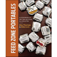 "Libro Cordee ""Feed Zone Portables"" (in inglese)"