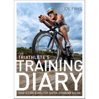 Cordee The Triathletes Training Diary (Engels boek, 2e druk)