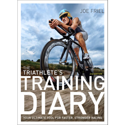Cordee The Triathlete's Training Diary, 2nd ed