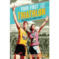 "Libro Cordee ""Your First Triathlon"" (seconda edizione, in inglese)"
