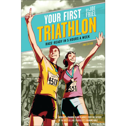 Cordee Your First Triathlon (Engels boek, 2e druk)