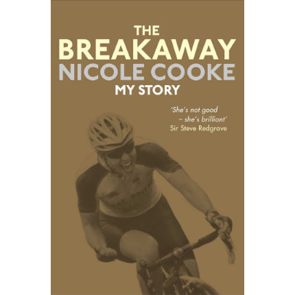 "Libro Cordee ""The Breakaway"" - Nicole Cooke (inglés)"