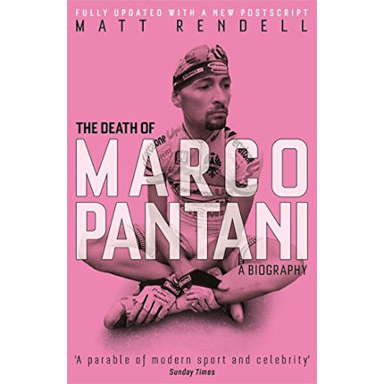 Livre Cordee « The Death of Marco Pantani - A Biography » (en anglais)