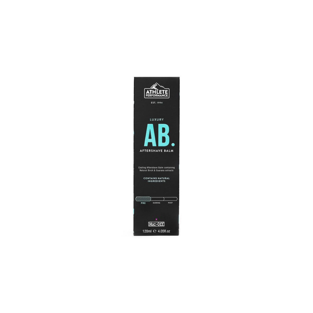 Baume après-rasage Muc-Off Athlete Performance (120 ml) - 120ml