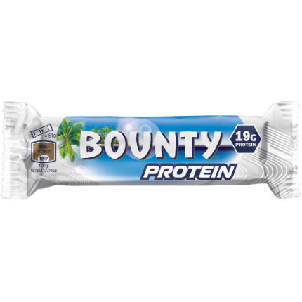 Bounty Protein Bar - Box of 18 x 57g