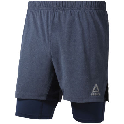 Reebok One Series 2-1  Short