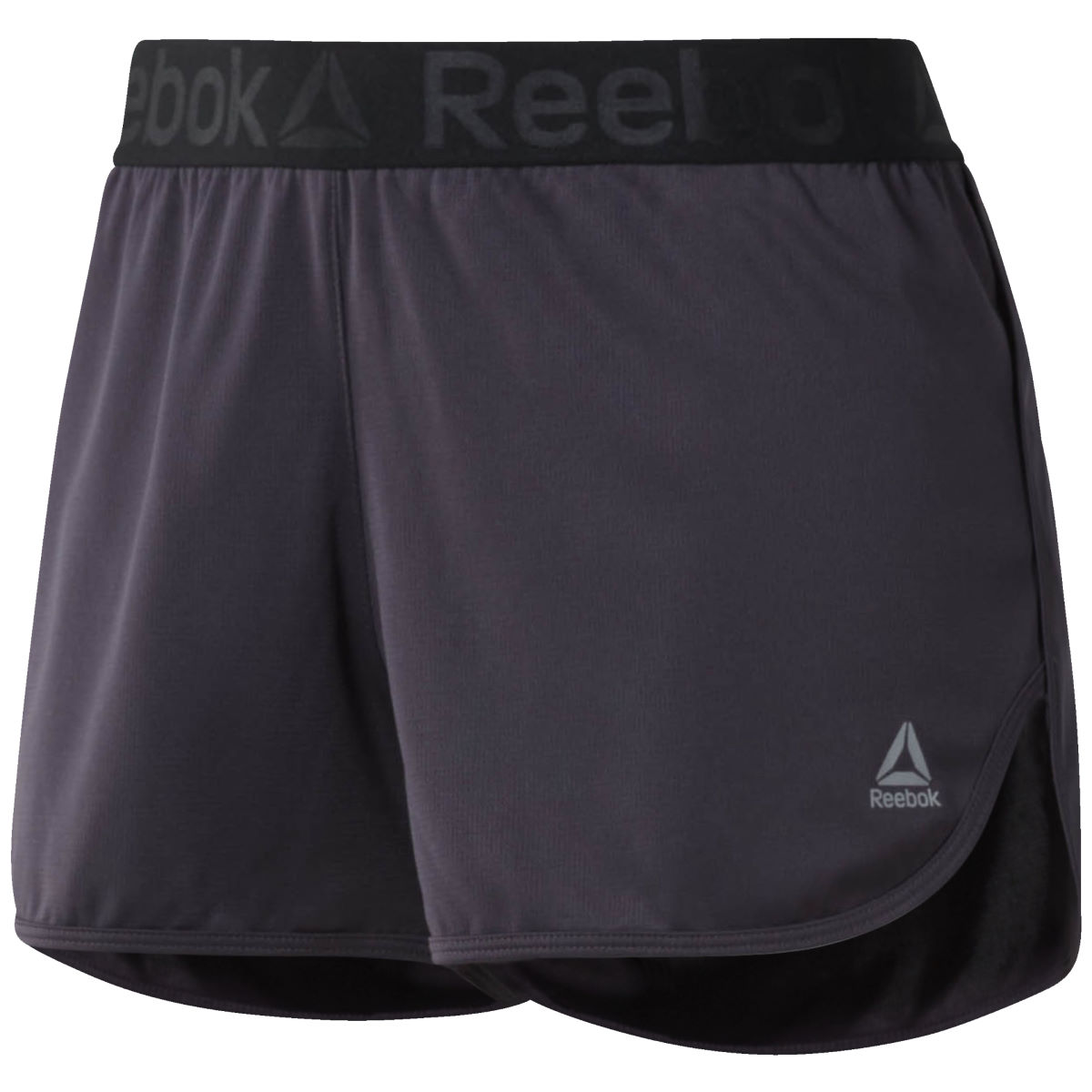 Short Femme Reebok Workout Ready - XS Smoky Volcano