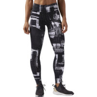 Leggings donna Reebok One Series Lux Geocast