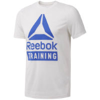 Reebok Graphic Series Training Speedwick Kortärmad tröja - Herr