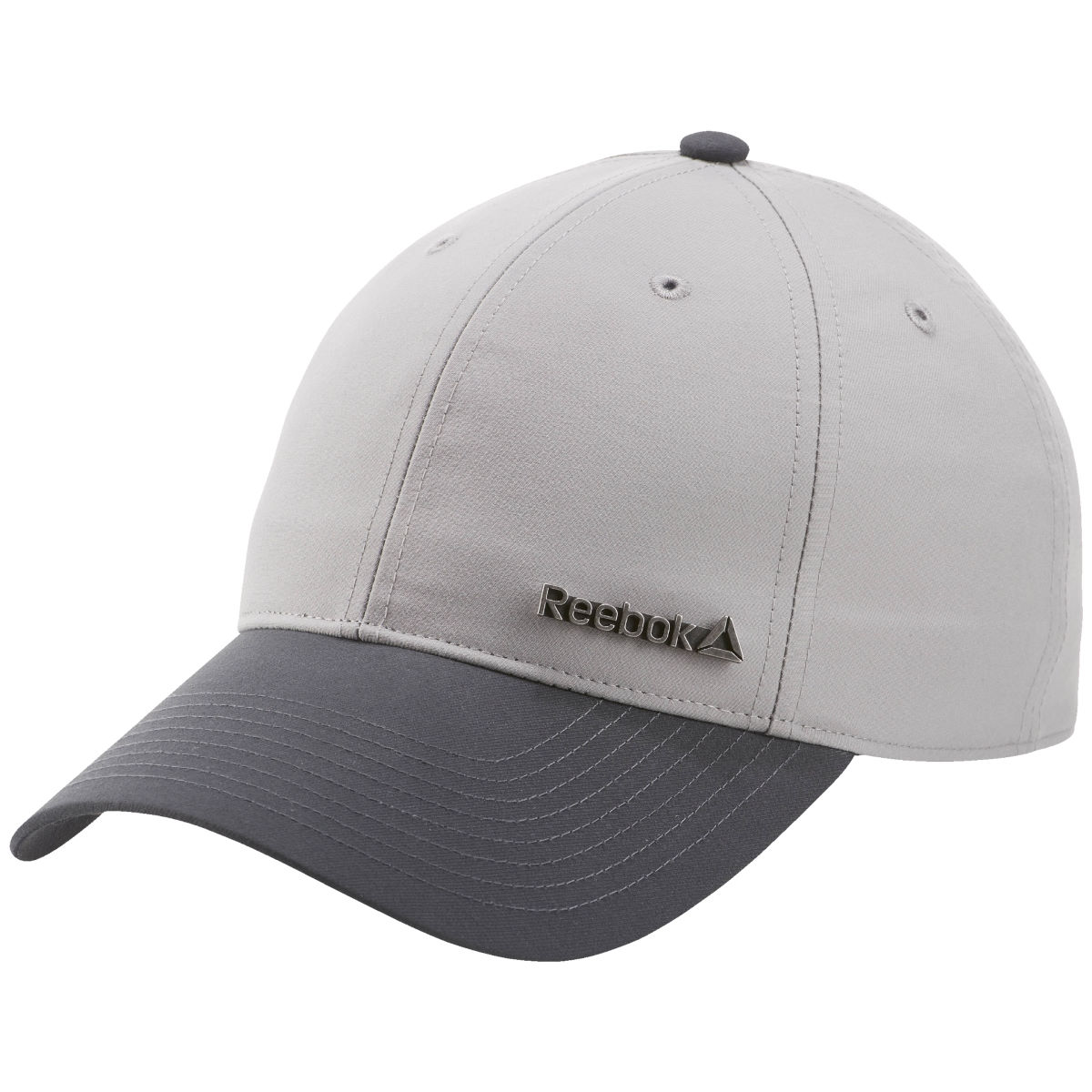 Reebok Active FND Badge Cap - OS Grey | Running Headwear