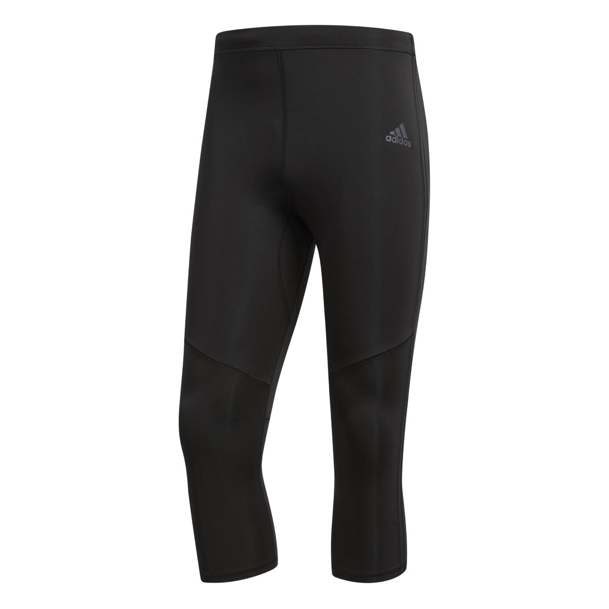 Collant 3/4 adidas Response - Extra Large BLACK/BLACK Collants