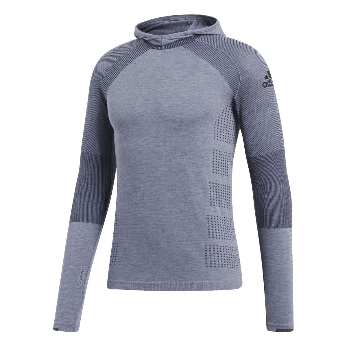 Maillot Adidas Climaheat (manches longues, capuche) - Small