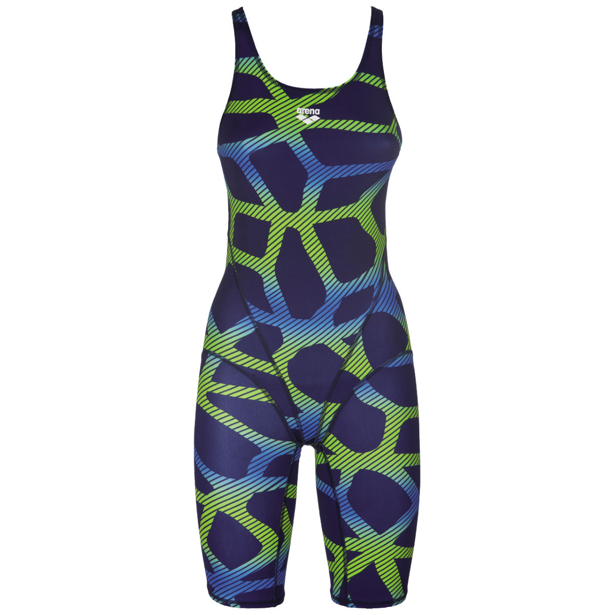 Maillot de bain Femme Arena Spider FBSLO (jambes longues) - 34''