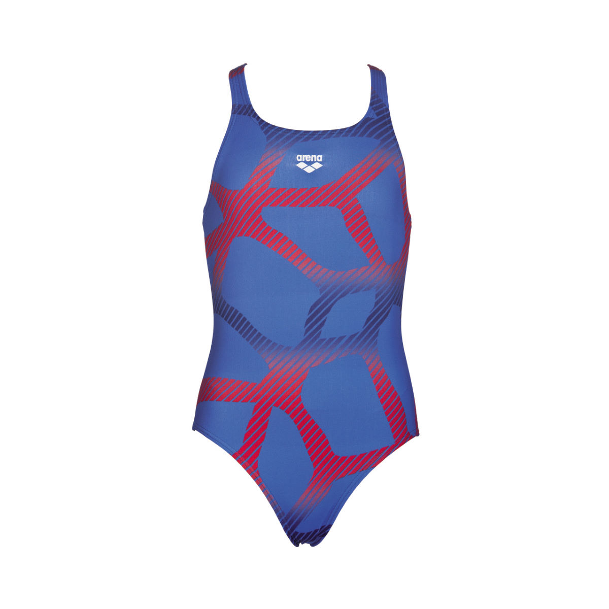 Maillot de bain Fille Arena Spider - 29'' Royal/Red