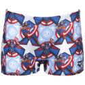 Arena Boys Captain America Marvel Shorts
