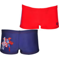 Arena Boys Captain America Marvel Kids Shorts