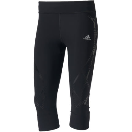 adidas Women's Adizero 3/4 Tight