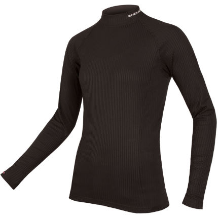 Endura Women's Transrib Long Sleeve Base Layer