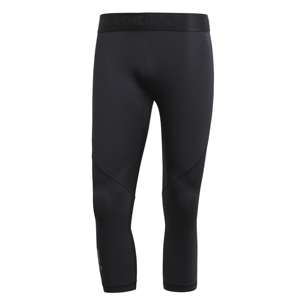 Corsaire adidas Alphaskin Sport - L BLACK Sous-vêtements compression