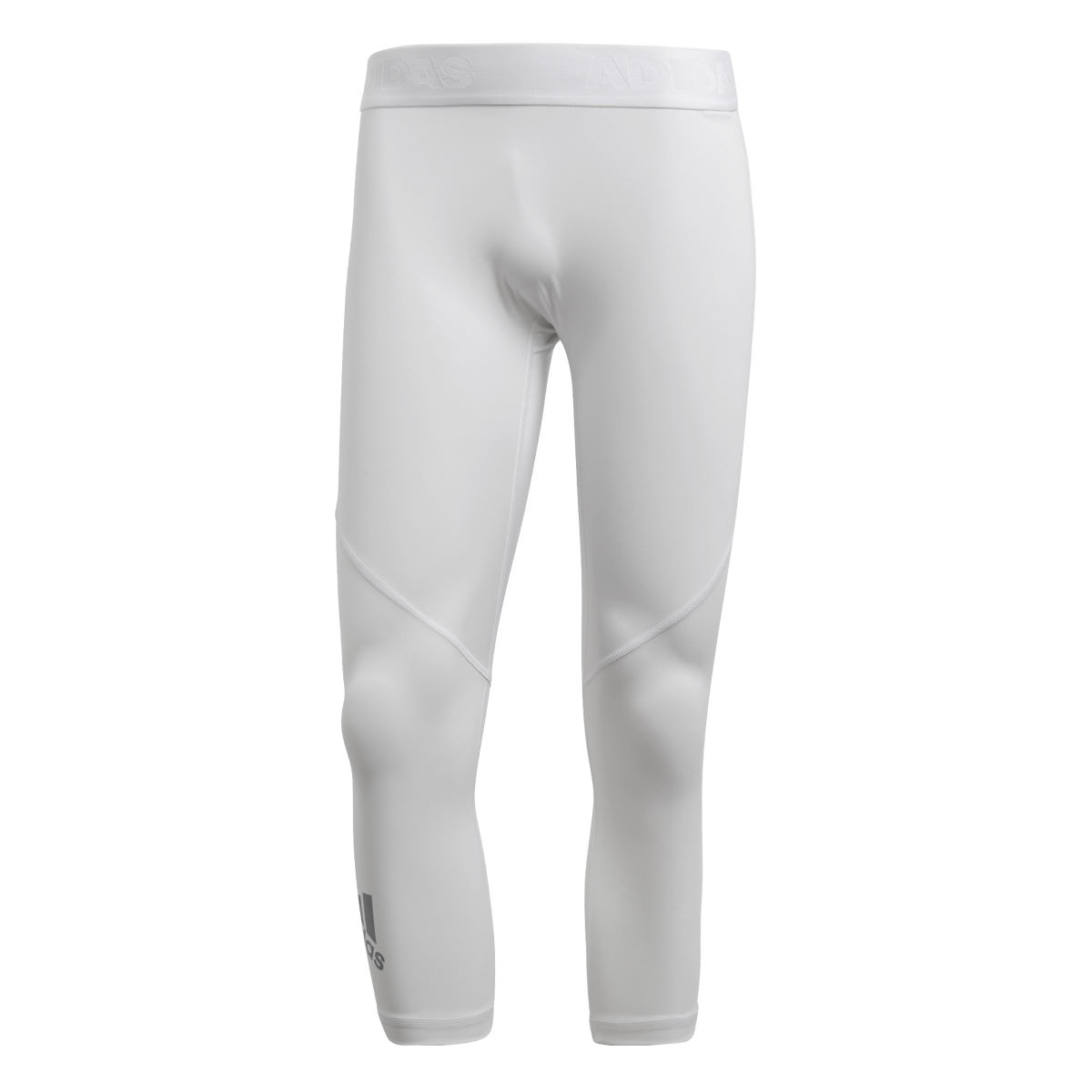Corsaire adidas Alphaskin Sport - M WHITE Sous-vêtements compression