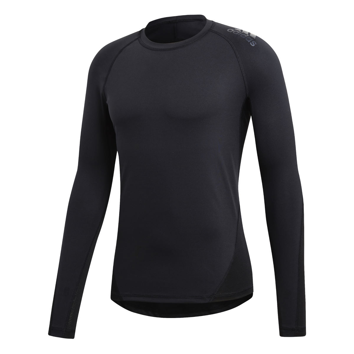 Maillot adidas Alphaskin Sport (manches longues) - S BLACK