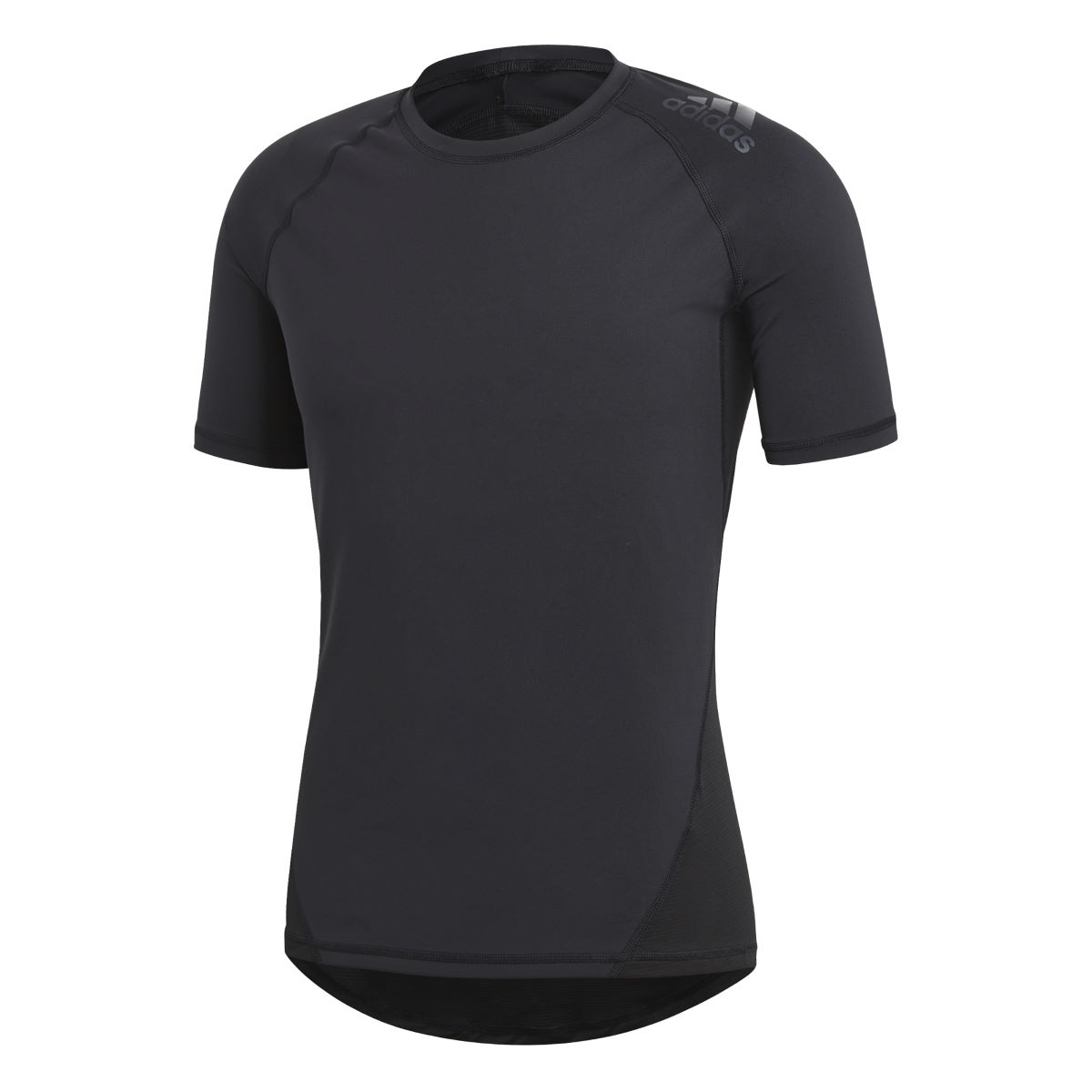 Maillot adidas Alphaskin Sport (manches courtes) - Small Noir