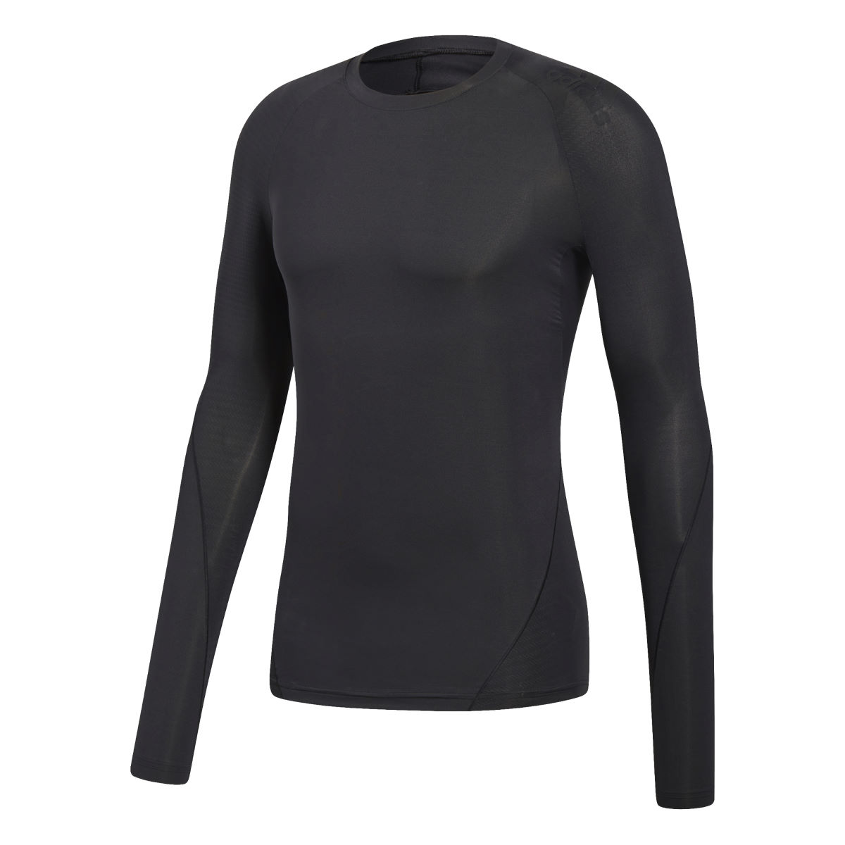 Maillot adidas Alphaskin Tech (manches longues) - M BLACK