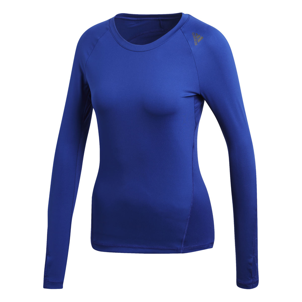Maillot Femme adidas Alphaskin Sport (manches longues) - L