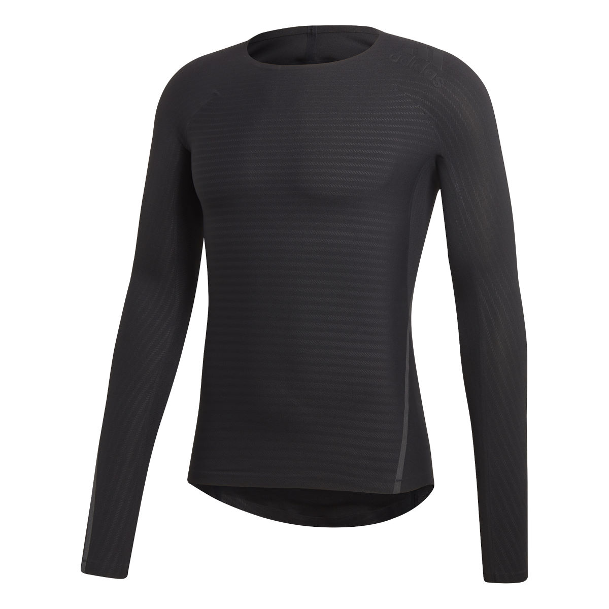Maillot Adidas Alphaskin 360 (manches longues) - L BLACK