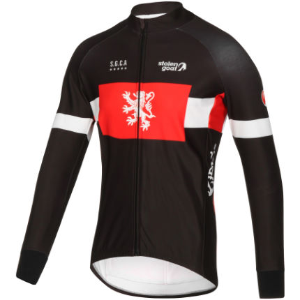 Maillot Stolen Goat Orkaan Flandrien Fighter Everyday (manches longues)
