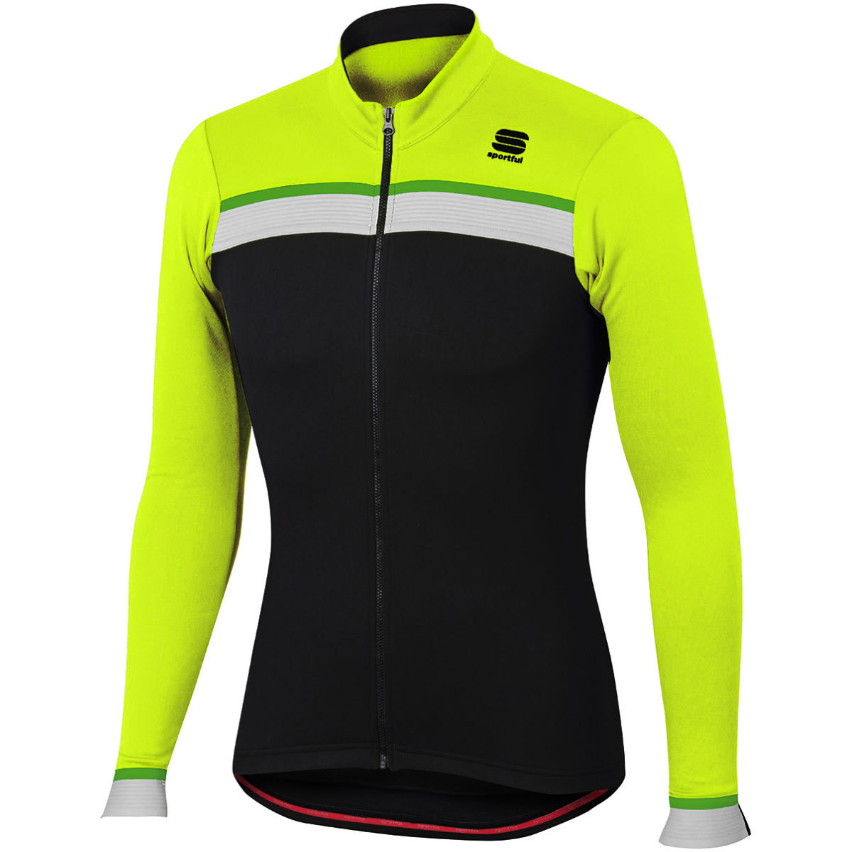 Maillot Sportful Pista Thermal (manches longues) - 2XL Maillots