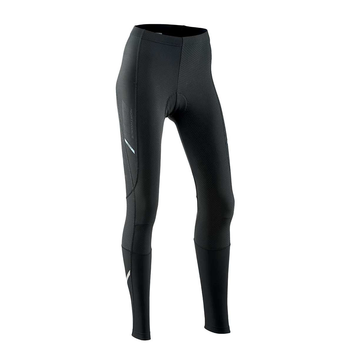 Cuissard long Femme Northwave Swift - S Noir Cuissards longs de vélo