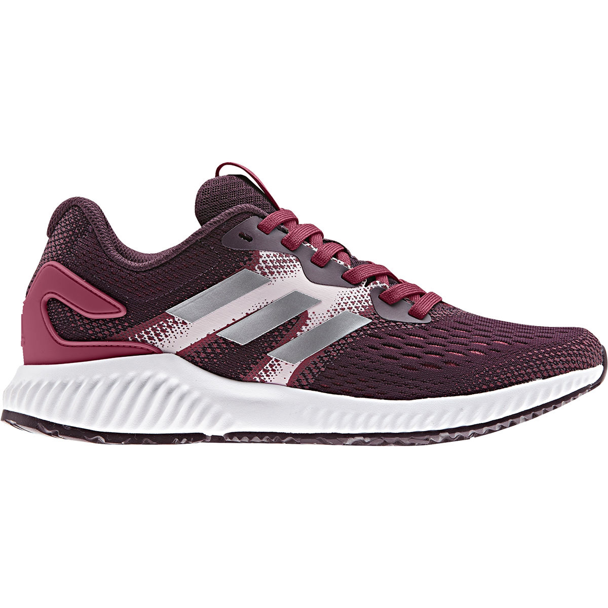Chaussures Femme adidas Aerobounce - 4 NOBLE RED S18/MYSTER
