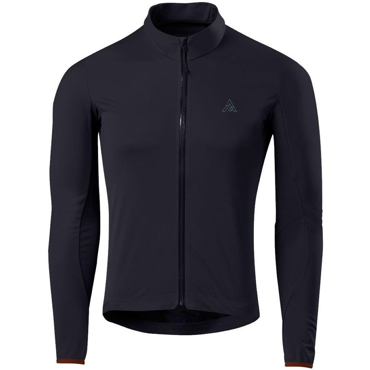 Maillot 7Mesh Synergy Windstopper (manches longues) - XL Noir