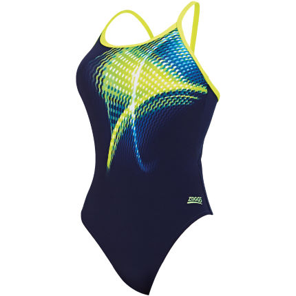 Zoggs Women's Velocity Sprintback Swimsuit