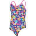 Zoggs Jungle Fun Yaroomba Floral Badedragt - Pige