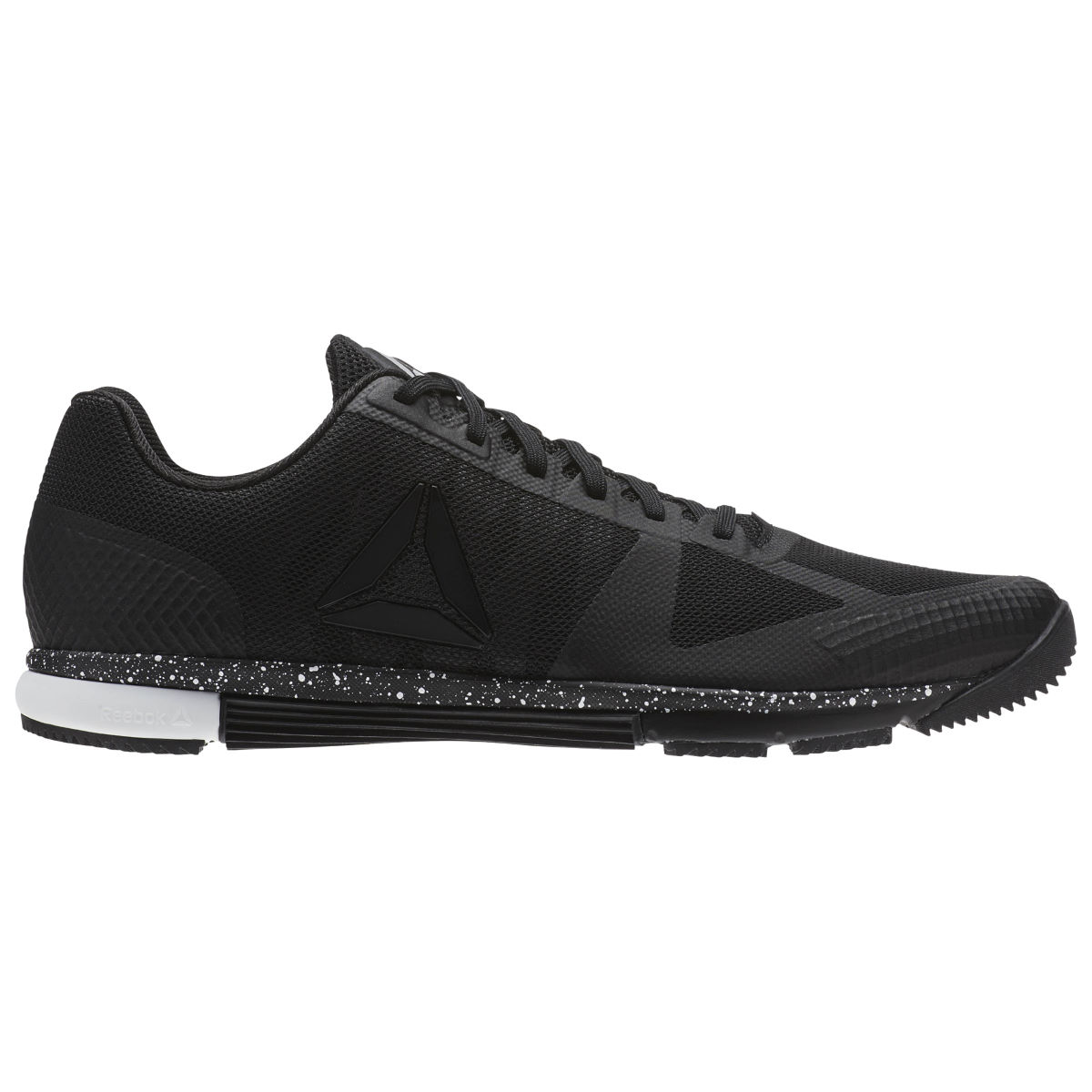 Chaussures Reebok Speed TR - UK 8 BLACK/WHITE