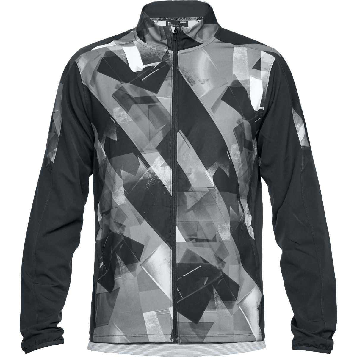 Veste Under Armour Out & Back SW Printed Run - S Anthracite