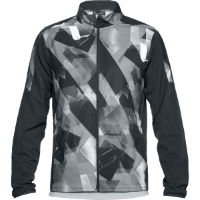 Giacca da corsa Under Armour Out & Back SW Printed