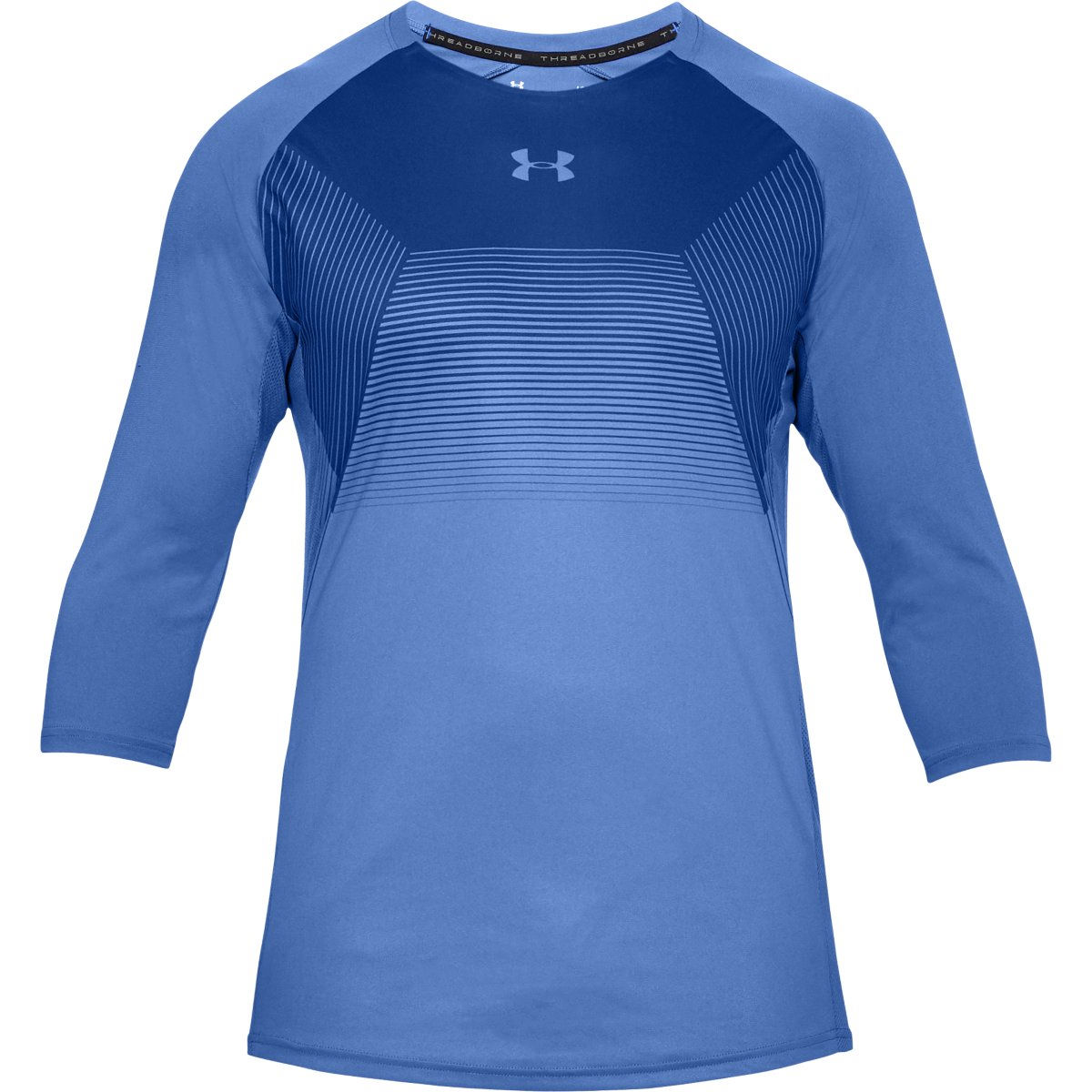 Camiseta de manga 3/4 Under Armour Threadborne Vanish - Camisetas de entrenamiento