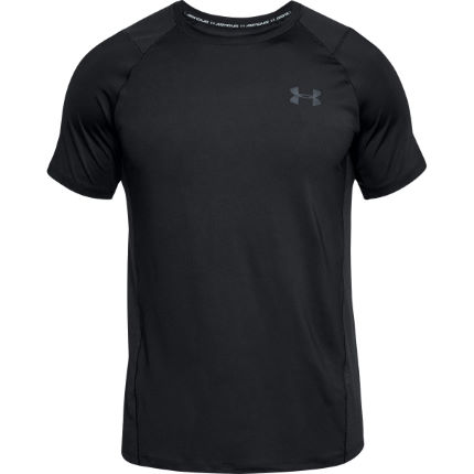 Under Armour Raid 2.0 Short Sleeve Left Chest Logo Tee